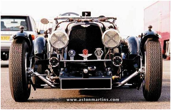 Sans doute une des plus belles automobiles de compétition d'avant-guerre