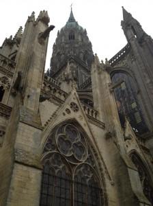 Bayeux, la cathédrale